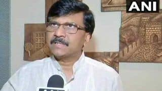'Shiv Sena Hasn't Received Any Proposal From BJP Regarding Govt Formation,' Says Party Leader Sanjay Raut After Meeting Governor