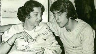 Sanjay Dutt On Mother Nargis Dutt's Death Anniversary Today : All That I Am Is Because Of You. I Miss You!
