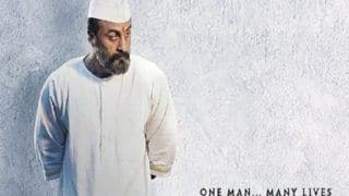 Sanju New Poster: Ranbir Kapoor Nails Sanjay Dutt's Jail Look Like A Pro