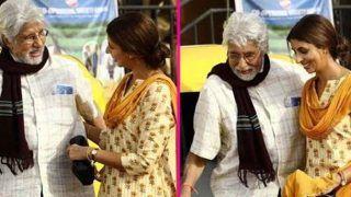 First Debut : पर्दे पर भी अमिताभ बच्चन का सहारा बनेगी उनकी बेटी श्वेता नंदा, देखिए तस्वीरें