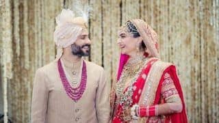 Sonam Kapoor - Anand Ahuja Wedding: First Picture Of The The Newly Weds Out!