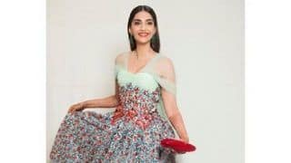 Cannes 2018: Sonam Kapoor Steps Out In A Delpozo Creation But Fails To Impress