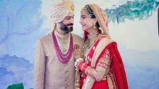 Sonam Kapoor's Wedding Ring Costs Rs 90 Lakh, Mangalsutra Has Her And Anand Ahuja's Star Signs