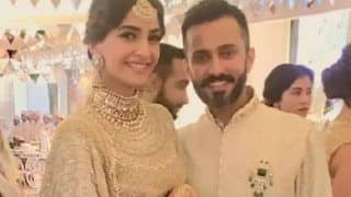Sonam Kapoor – Anand Ahuja Wedding Reception: Shahrukh Khan And Salman Khan Dance their Heart Out