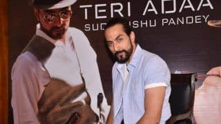 Bollywood Actor Sudhanshu Pandey Returned Back as a Singer With His First Solo Single Teri Adda