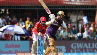 सुनील नरेन ने खेली तूफानी पारी, कोलकाता ने पंजाब को दिया 246 रन का लक्ष्य