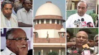 कर्नाटक में सियासी संकटः राजभवन के 'दांव' पर सुप्रीम कोर्ट का प्रहार... यहां पढ़िए पूरी कहानी