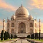 VHP Men Try to Vandalise West Gate of Taj Mahal, Demand Its Removal For 'Blocking Way to 400-year-old Temple'