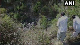 हिमाचल में हादसा, गहरी खाई में बस गिरने से 6 तीर्थयात्रियों की मौत