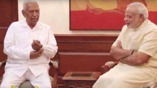 कर्नाटक विवाद: 22 साल में बदल गई है देवगौड़ा और गवर्नर वजुभाई की स्थिति