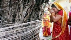Vat Purnima Vrat 2020: कल मनाई जाएगी वट पूर्णिमा, जानें शुभ मुहूर्त और पूजा विधि
