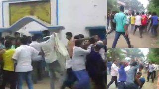 पश्चिम बंगाल में चुनावी हिंसा, वोटिंग के दौरान चार लोगों की हत्या और कई घायल
