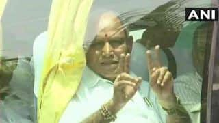 Karnataka CM Will Make His Farewell Speech And we Will Hear it Patiently: BS Yeddyurappa