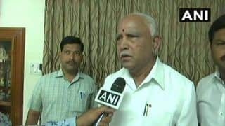 Model Code of Conduct Relaxed For Karnataka Govt, Alleges Yeddyurappa; Writes to CEC