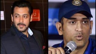 Watch: MS Dhoni, Sakshi Attend Dinner at Salman Khan's Residence in Presence of Iulia Vantor, Bobby Deol