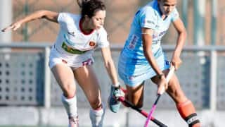 Indian Eves Register Win in Fifth Hockey Match of Spain Tour