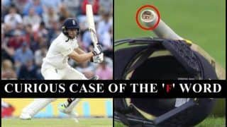 England vs Pakistan, 2nd Test: Jos Buttler Had The F-Word Written on His Bat. Here is The Reason