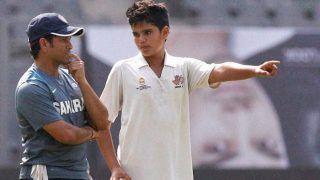 Arjun Tendulkar Gets Named in India's U19 Squad For the tour of Sri Lanka