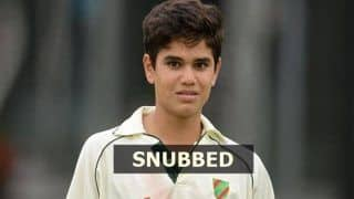 Sachin Tendulkar's Son Arjun Tendulkar Not Called by U-19 Mumbai Ranji Trophy For Pre-Season Camp: Reports