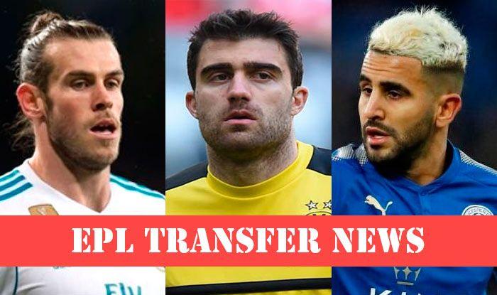 Epl Latest Transfer News Club By Club