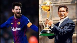 Lionel Messi Will Do a Sachin Tendulkar, Reckons Kolkata's Iconic Argentina Fan Club