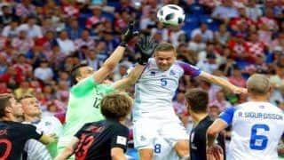FIFA World Cup 2018: Croatia Advanced to Knockout Stage as Group D With 2-1 Win Against Iceland