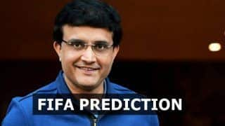 FIFA World Cup 2018: Sourav Ganguly Hopeful of 'Lionel Messi Magic' in Russia, Buts Admits Being a Brazil Fan