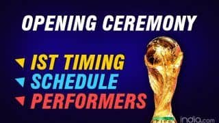 FIFA World Cup 2018 Opening Ceremony Live Streaming: From IST Timing to Venue and Performers, All You Need To Know About Opening Ceremony