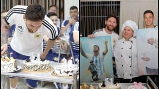 FIFA World Cup 2018: How Lionel Messi Celebrated His 31st Birthday -- IN PICS