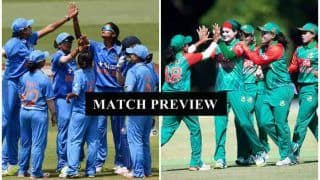 India W vs Bangladesh W Women's Asia Cup 2018 Preview: Will it be 3-in-a-Row For Harmapreet Kaur's Team India?