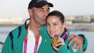 Olympic Boxing Champion Katie Taylor's Father SHOT by Gunman in His Irish Gym