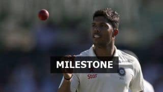 India vs Afghanistan One-Off Test: Umesh Yadav Becomes 8th Indian Pacer to Reach 100 Wickets in Tests And Other Records