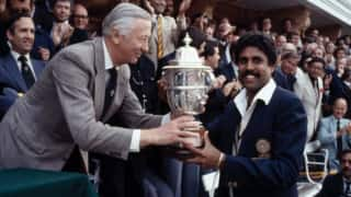 Reliving Kapil Dev-Led Team India's 1983 World Cup Triumph Over Clive Lloyd's West Indies on It's 35th Anniversary-- WATCH