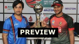 Afghanistan vs Bangladesh, 1st T20I, Preview: Can Rashid Khan be The One-Man Army For The Hosts?