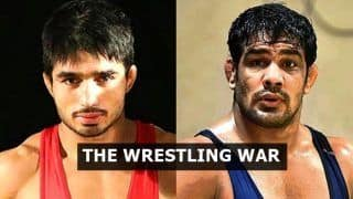 Haryana Wrestler Parveen Rana Raises Question on Selection of Sushil Kumar And Bajrang Punia