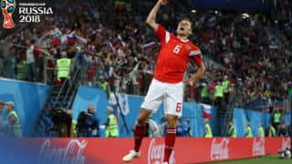Russia vs Egypt FIFA World Cup 2018 Highlights