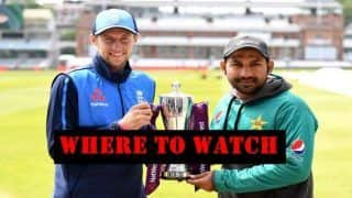 England vs Pakistan, 2nd Test, Headingly, Live Streaming: When And Where to Watch on TV