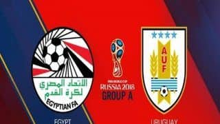 FIFA World Cup: Uruguay vs Egypt Preview -- Can Saudi's Cling Onto Their World Cup Dream
