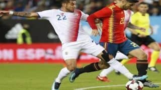 FIFA World Cup 2018: Setback For Costa Rica -- Ronald Matarrita Leaves World Cup After Injury