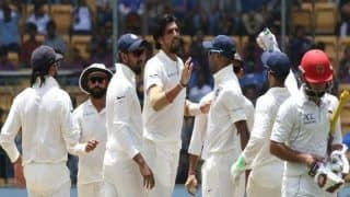 India vs Afghanistan One Off Test: Afghanistan All Out For 109, India Enforce Follow-on