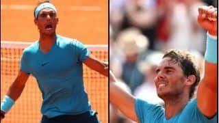 Rafael Nadal vs Dominic Thiem French Open 2018 Men's Final Match Report: Nadal Beats Thiem 6-4, 6-3, 6-2, to Clinch Record 11th French Open