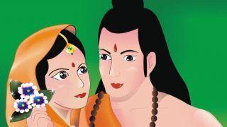 गुजरात बोर्ड क्लास-12 की किताब में लिखा गया, 'राम ने सीता का किया था अपहरण'