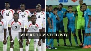 India vs Kenya, Intercontinental Cup 2018 Live Streaming: When And Where to Watch Sunil Chettri's 100th International (IST)