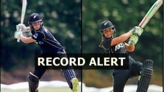 New Zealand-Women Cricketer Amelia Kerr Hits World Record 232* Against Ireland, 17-Year Old Becomes Youngest And Records That Were Broken -- WATCH