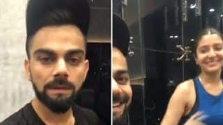 WATCH: Virat Kohli-Anushka Sharma Train at The Gym Together. Find Out What Virat Calls Her