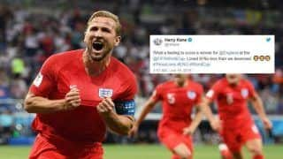 England Captain Harry Kane's Tweet After England Beat Tunisia is Breaking The Internet
