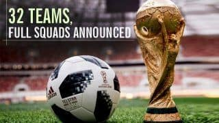 FIFA World Cup 2018: Full Squads, Teams And All You Need to Know About The 32 Nations
