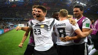 FIFA World Cup 2018: German Fans Ecstatic After Crucial 2-1 Win Against Sweden -- WATCH