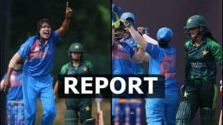 India Women vs Pakistan Women Women's Twenty20 Asia Cup Match Report: Ekta Bisht's 3-Fer Helps India Beat Pakistan by 7 Wickets