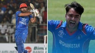 Afghanistan vs Bangladesh,1st T20I, Match Report: Rashid Khan Creates World Record Becomes Fastest to 50 Wickets as Afghnistan Beat Bangladesh by 46 Runs